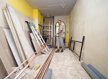 Home renovation Stock Photos