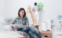 Free Home Renovation Stock Photography - 91374342