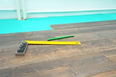Home renovation concept Royalty Free Stock Image