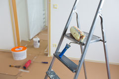 Home renovation Royalty Free Stock Photos