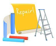 Home renovation Royalty Free Stock Photos