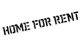 Home For Rent rubber stamp Stock Photo