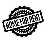 Home For Rent rubber stamp Stock Images