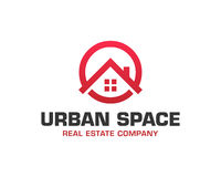 Home Rentals. House Buy. Real Estate Symbol. A simple symbol for your business that quite unique so it can stand from the crowd. Easy to implement in future Royalty Free Stock Photography