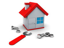 Home repair Royalty Free Stock Photography