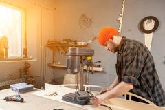 Home repair concepts royalty free stock photography
