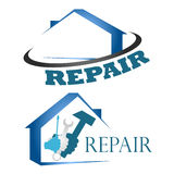 Home repair Stock Photo