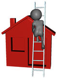 Home Repair Maintenance Remodel Update Royalty Free Stock Photos