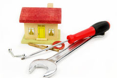 Home Repairing Royalty Free Stock Photo