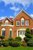 HOME residencial Imagens de Stock