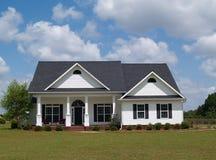 HOME residencial Imagens de Stock Royalty Free