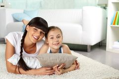 Home rest Stock Photography