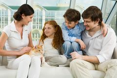 Home rest Royalty Free Stock Image