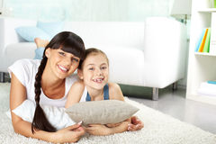 Home rest Royalty Free Stock Images