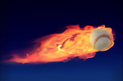 Home Run Royalty Free Stock Photos