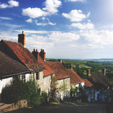 Home Rural Scene House British Culture Destination Travel Concep Royalty Free Stock Image