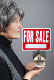 Home sale Royalty Free Stock Images