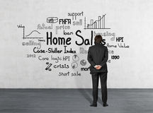 Home sales Stock Photo