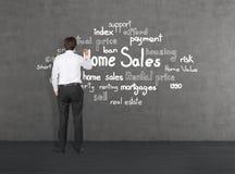 Home sales Stock Photos
