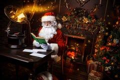 Home of Santa Claus Royalty Free Stock Image