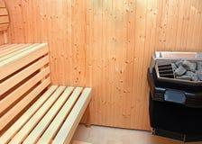 Home sauna Royalty Free Stock Photos