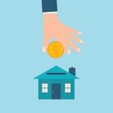 Home saving Stock Images