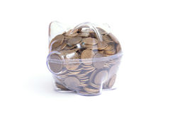 Home savings Royalty Free Stock Photo