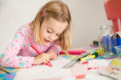 Home school Royalty Free Stock Photo