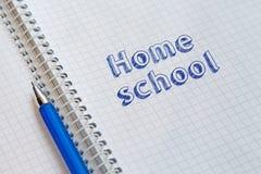 Home school. New normal concept