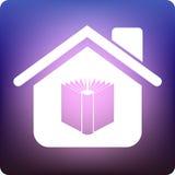 Home schooling stock illustration