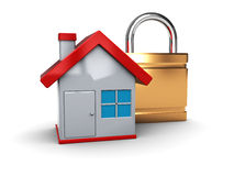 Home security Stock Photos