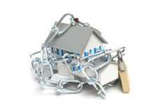 Home Security Royalty Free Stock Photography