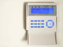 Home security alarm system Royalty Free Stock Photos