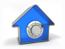 Home security concept Royalty Free Stock Photo