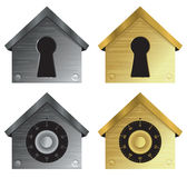 Home security Royalty Free Stock Photos