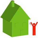 home seller or buyer Stock Photos