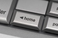 Home Shortcut Key Stock Photos