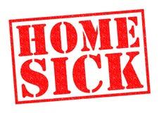 HOME SICK Stock Photos