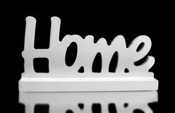 Home sign Stock Photos