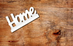 Home sign Stock Images
