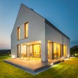 HOME simples e à moda Imagem de Stock Royalty Free