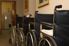 home sjukvård Arkivbilder