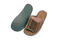 Home slipper Royalty Free Stock Photography