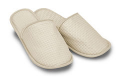Home slippers Royalty Free Stock Photos