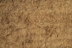 Home soil wall texture Stock Image