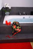Home spa Stock Foto