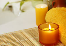 Home spa Royalty Free Stock Images