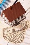 Home Spending Stock Photo