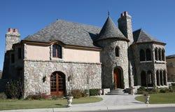 home stil för slott arkivbild