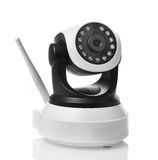 Home surveillance camera Royalty Free Stock Photo